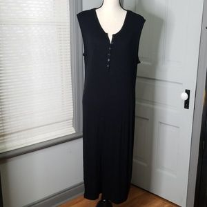 Old Navy Ribbed Knit Maxi Dress